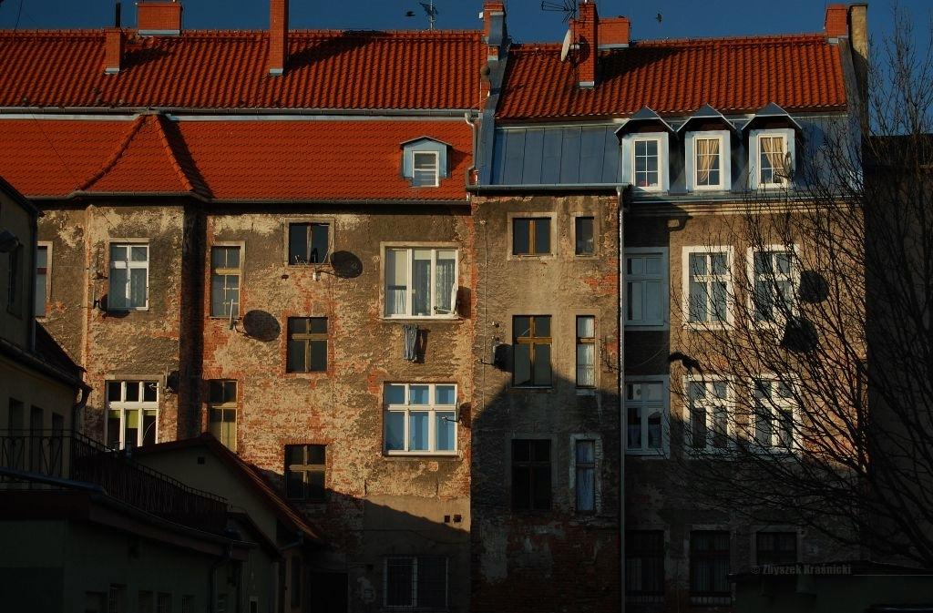 Lidzbark Warmiński, kamieniczki