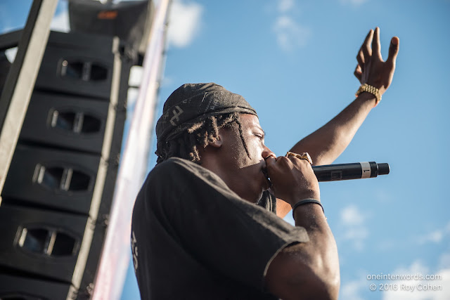 Joey Badass at Time Festival, August 6, 2016 Photo by Roy Cohen for One In Ten Words oneintenwords.com toronto indie alternative live music blog concert photography pictures