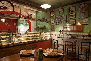 mobiliario pizzeria