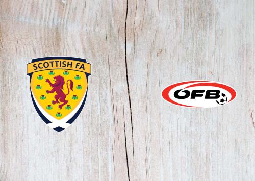 Scotland vs Austria -Highlights 25 March 2021