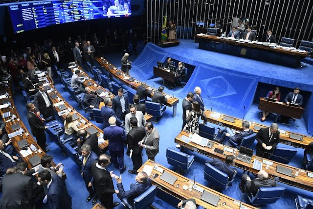 Senado conclui votação do pacote anticrime; texto segue para sanção presidencial