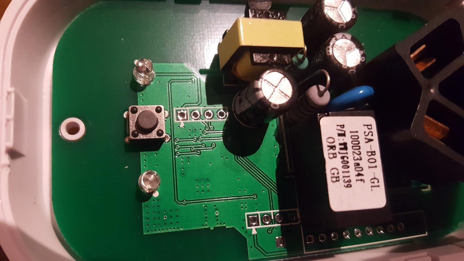 Kelvin Nicholson's Abode: IoT Foray with Sonoff S20 / IFTTT / Lambda