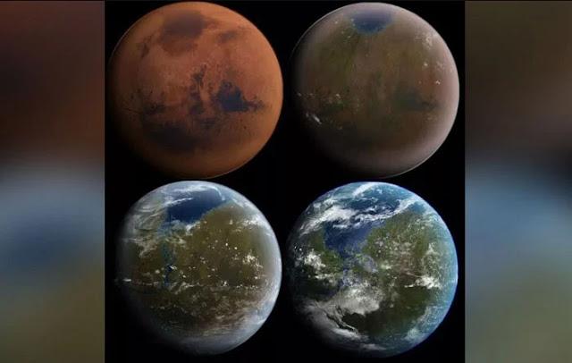 Chúng ta có thể biến môi trường trên sao Hỏa giống như Trái đất được không?