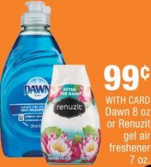 Renuzit gel air freshener