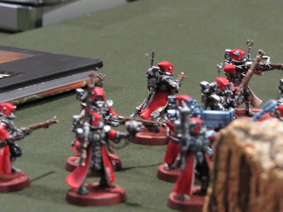 skitarii vanguard red mars