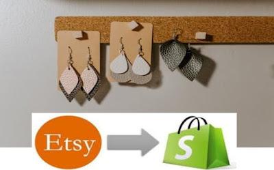 البيع في متجر Etsy