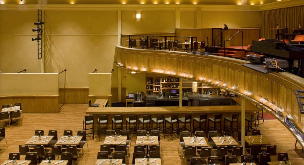 City Winery Napa Valley Opera House Wedding Venues
