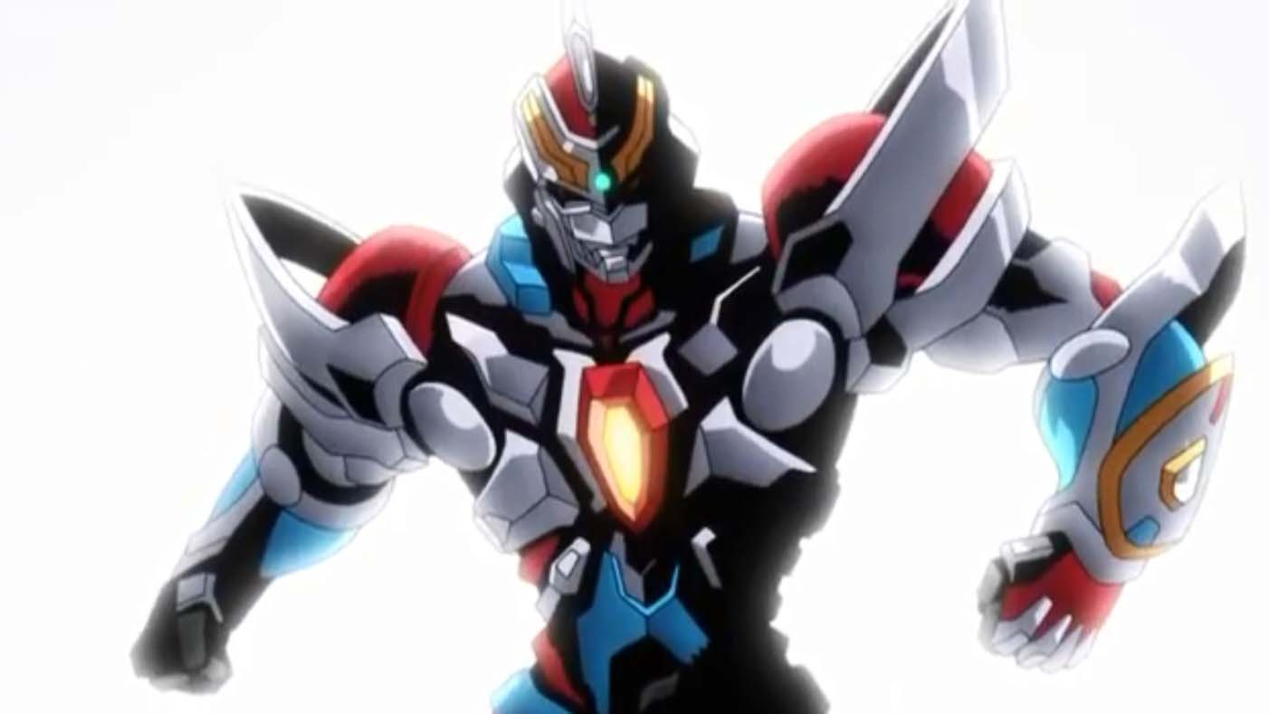 SSSS.Gridman Episode 2 Subtitle Indonesia