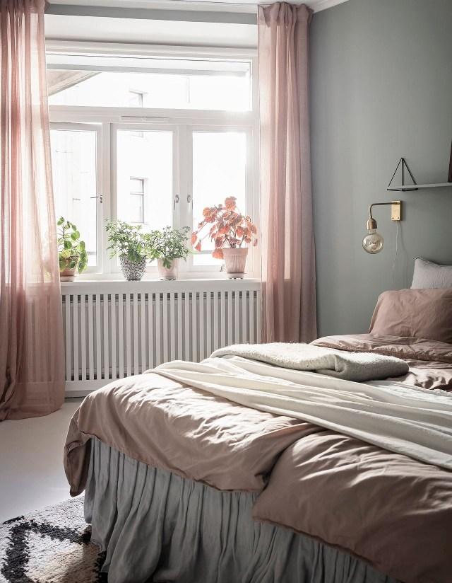 Lo stile scandinavo incontra la tradizione e il romanticismo