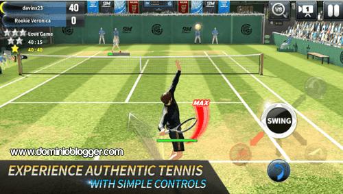 Supera a los mejores tenistas del mundo en Ultimate Tennis