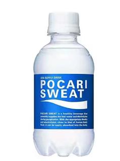 Pocari Sweat Minuman Isotonik Energik