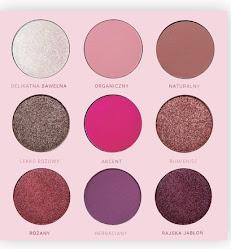 Glam-Shop Naturalnie Różowa