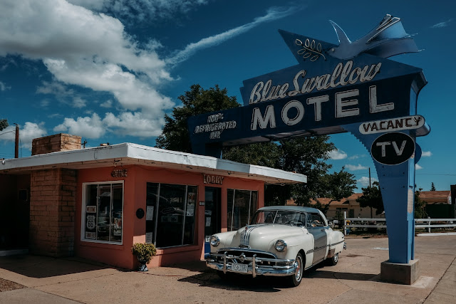 Route 66, Tucumcari (New Mexico)