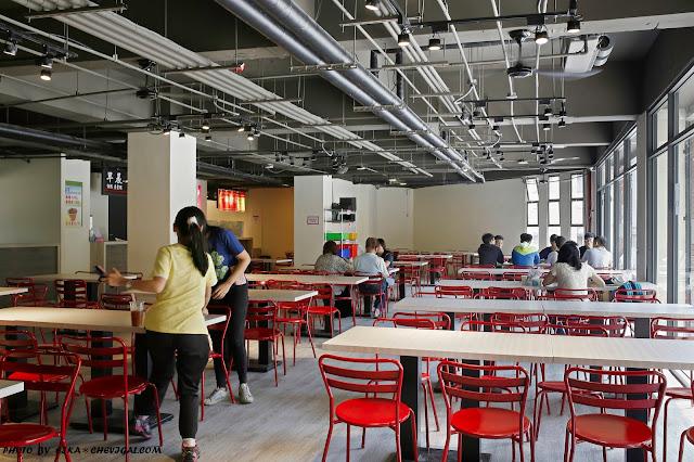 MG 3704 - 中興大學學生餐廳重新開幕囉!近50間店家攤販進駐,整體煥然一新!