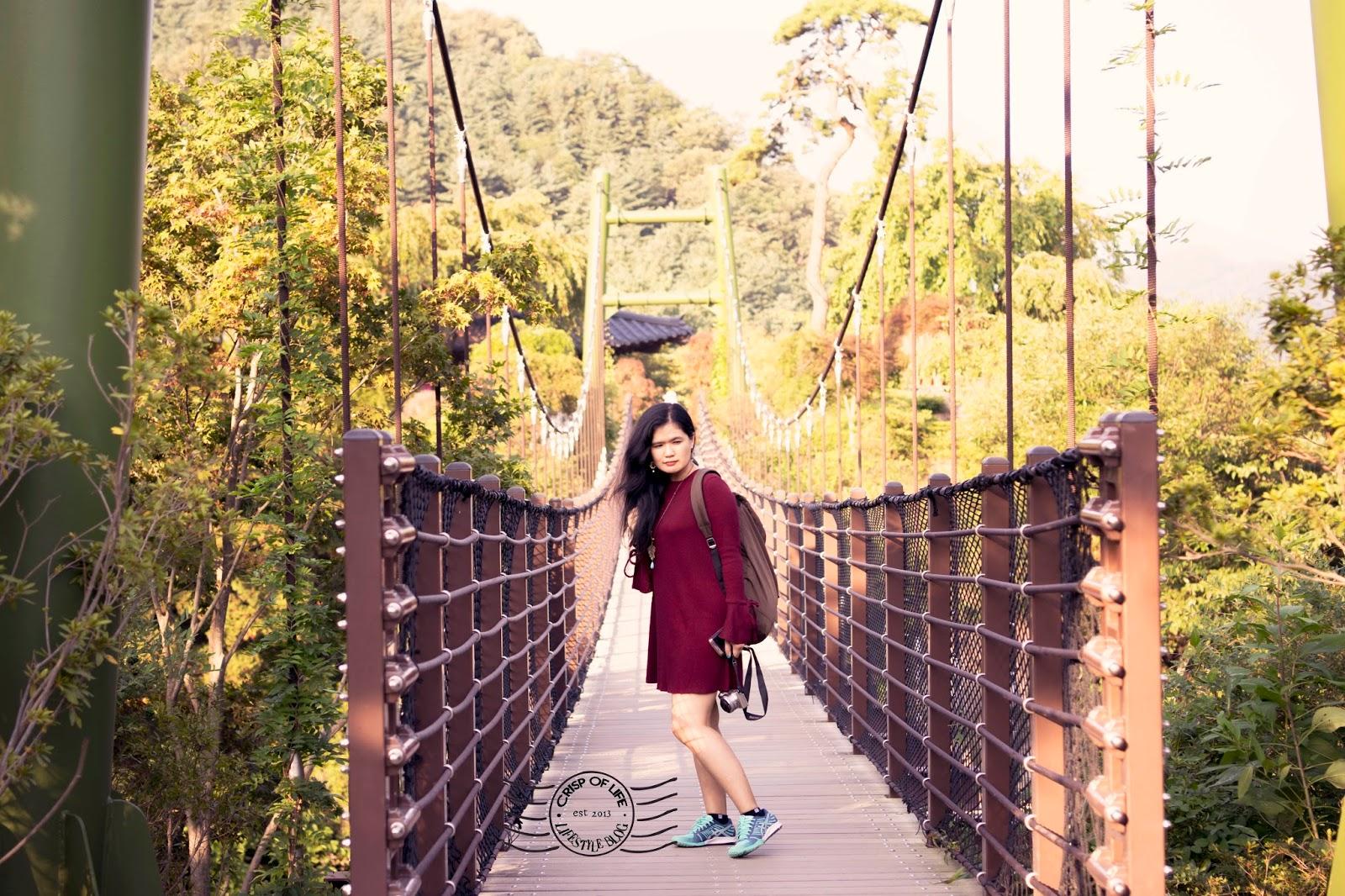 Nami Island Garden of Morning Calm South Korea
