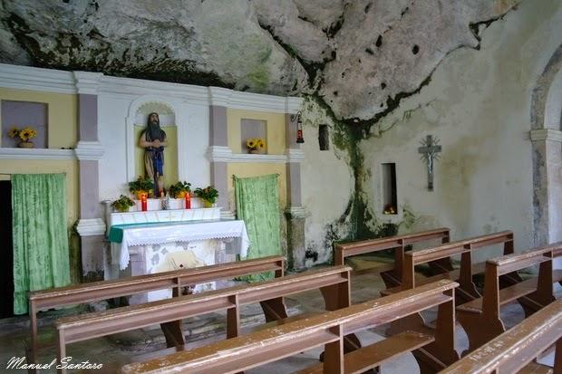 Serramonacesca, eremo di Sant'Onofrio