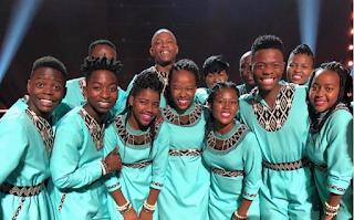 Watch: The Ndlovu Youth Choir Perfomance at AGT finals