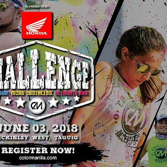 FITNESS ► ColorManila Challenge set on June 3