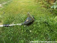 Teleskopowa elektryczna podkaszarka do trawy Niteo Tools z Biedronki