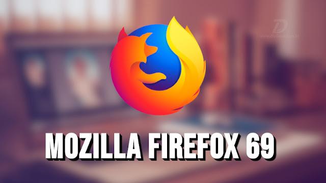 Mozilla Firefox 69 é lançado com várias melhorias na performance