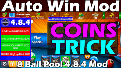 8 ball pool auto win mod APK
