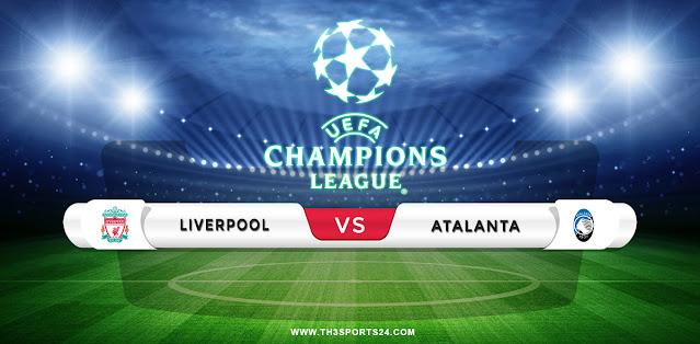 Liverpool vs Atalanta Prediction & Match Preview