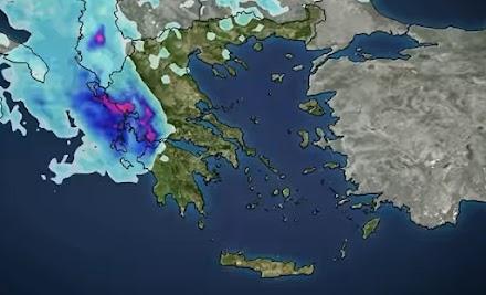Κλέαρχος Μαρουσάκης: Επικίνδυνες καταιγίδες τις επόμενες ώρες