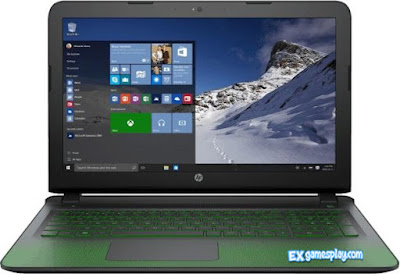 HP Pavilion Gaming 15-DK0042TX Review - Connectivity & Display