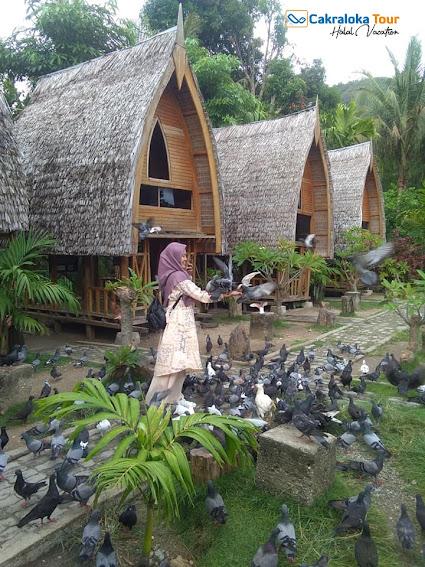 paket wisata gorontalo desa bubohu
