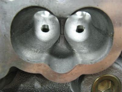 Nissan RB26DETT Head port match