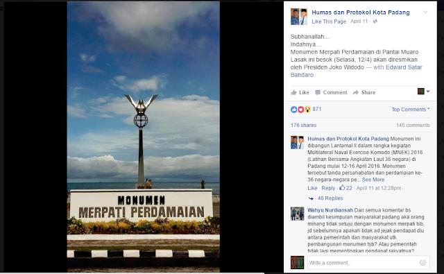 monumen merpati perdamaian