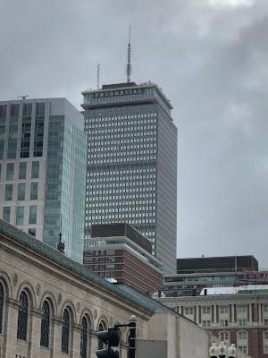 Prudential Center, Christmas Eve 2020