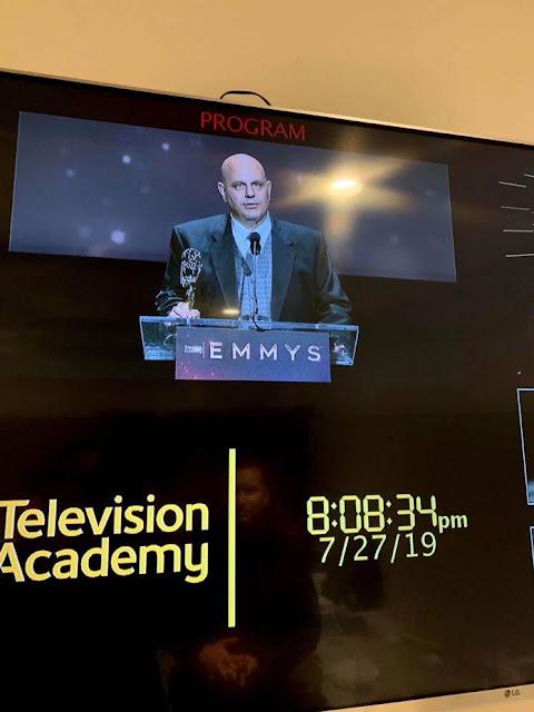 Musurlian gana su tercer Emmy