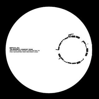 Tim Reaper/Comfort Zone - Banoffee Pies White Label Series 01 Music Album Reviews