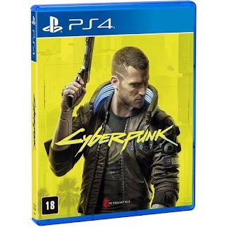 Jogo Cyberpunk 2077 [PS4]