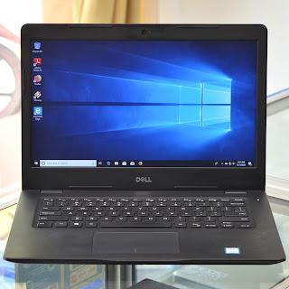 Laptop DELL Latitude 3490 Core i5 Generasi 8