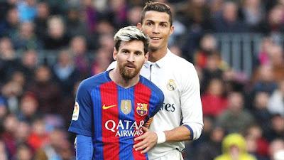 Messi message for Ronaldo