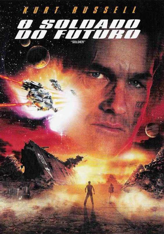 O Soldado do Futuro Torrent – Blu-ray Rip 720p Dublado (1999)
