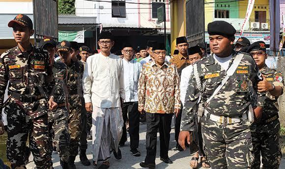 Aksi Anarkis adalah Nafsu Angkara Murka, Said Aqil Ajak Umat Islam Ajukan JR Omnibus Law ke MK