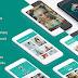 Odis Multipurpose PWA Mobile App Template