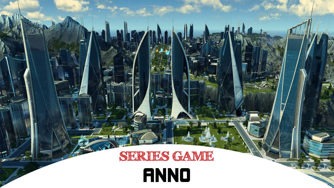 Danh sách Series Game Anno bao gồm đầy đủ các phiên bản được phát hành trên nền tảng máy tính (PC).