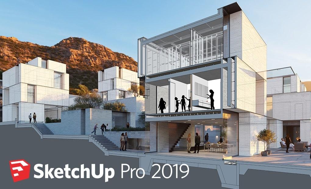 Hướng Dẫn Tải Và Cài Đặt SketchUp Pro 2019 Mới Nhất