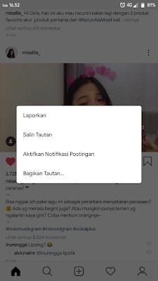 Cara Menyimpan Foto, Video, Dan Insta Story Dari Instagram Kamu! - hostze.net