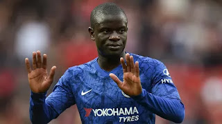 Kante is one of the best players in the world - Lampard