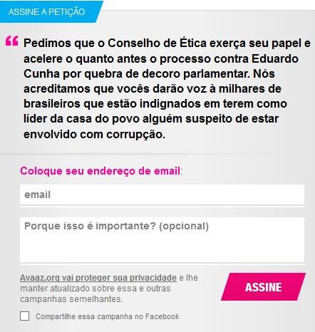 https://secure.avaaz.org/po/petition/Conselho_de_Etica_da_Camara_Pela_cassacao_do_mandato_de_Eduardo_Cunha/?wdmMUfb
