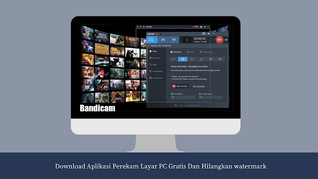 Download Aplikasi Perekam Layar PC Gratis