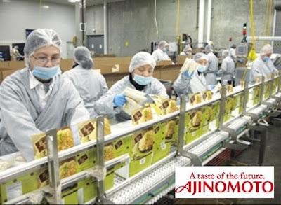 Lowongan Kerja SMA SMK D3 S1 PT Ajinomoto Bakery Indonesia Rekrutmen Karyawan Baru Besar-Besaran