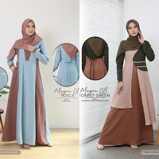 Koleksi Baju Muslim Modern Terbaru SEPLY Meyra 01, Meyra 02, Meyra 08
