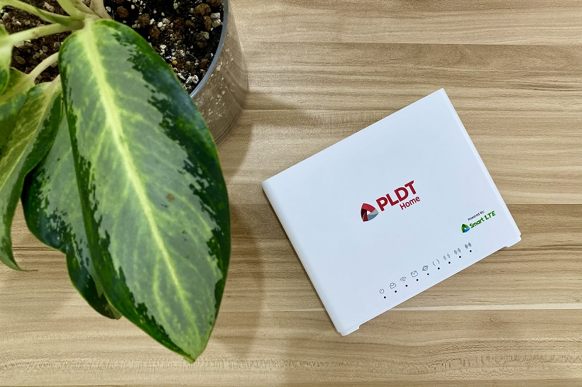 PLDT Home WiFi Prepaid Advance Review (Evoluzn FX-ID5)