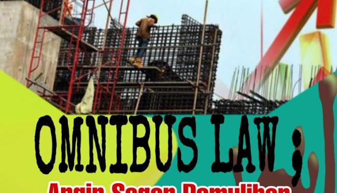 Omnibus Law Cipta Kerja Mengakomodir Pesangon Buruh